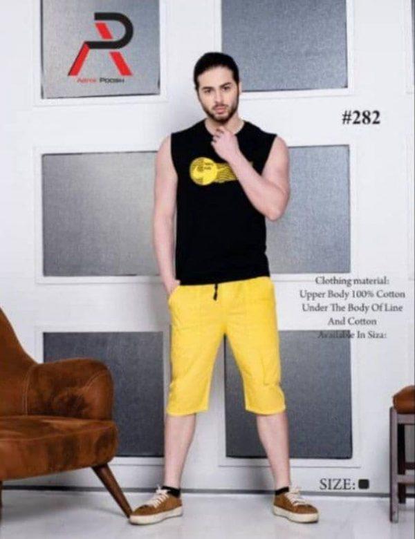 تیشرت شلوارک مردانه