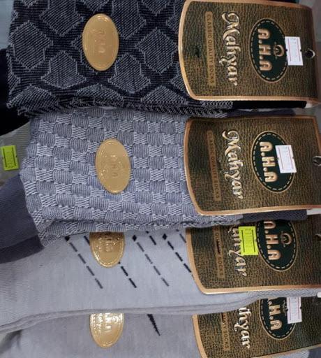 جوراب مهیار - جوراب مردانه مدل نانو